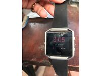 Fitbit Blade excondition tracks steps sleep heart rate and fitness £90
