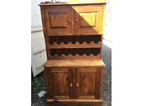 Quality Solid Pine Dresser