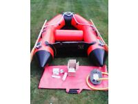 ZODIAC 260 INFLATABLE BOAT