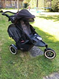 Phil and Teds Dot Pushchair