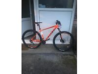 New Scott mountain bike £500 or best offer