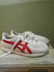 Asics cheerleader women trainers size uk 2