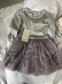 LOVE baby dress