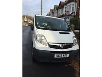 Van Vauxhall Vivaro Excellent Condition inside and out!