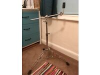 Pearl Boom or Straight Cymbal stand