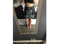 New with tags boohoo skirt size 12