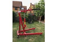 Engine Crane, Load Leveller & Engine Cradle