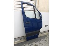 Mercedes sprinter drivers door also fits vw crafter ***Reduced***