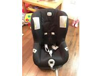 Britax Group 1 car seat suitable for 9mth to 4 years