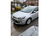 Ford, FOCUS, Hatchback, 2012, Manual, 1560 (cc), 5 doors