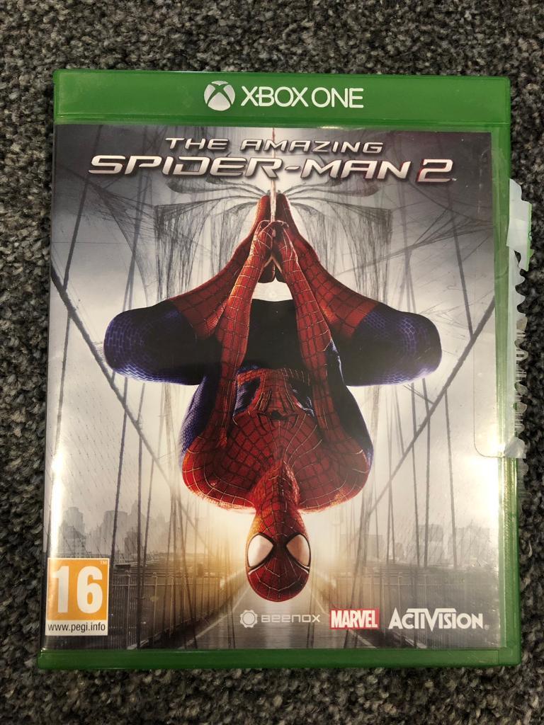 the amazing spider-man 2 xbox one   in clarkston, glasgow   gumtree