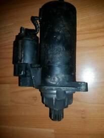 Audi s3 8L tt 8N seat Leon cupra r 1M starter motor good working order