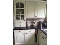 Complete kitchen (cupboards)