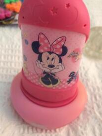 Kids Disney lamp/torches with charger
