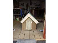 Brand new handmade dog house