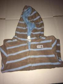 Supersoft next striped hoody