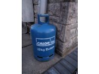 *FREE* Gas Bottle & Flu Pipe - Ready for Wood Burner Project *FREE*