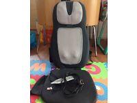 Homedics Massage Chair Model SBM-500HA.