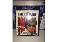 AMERICAN MADE 4K ULTRA HD