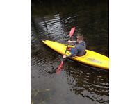 Canoe/Kayak Hire from Westbourne Park (Portobello Road area) £15 a day!!