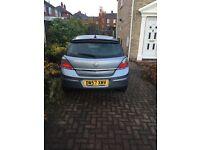 Vauxhall astra sri 1.9 tdi