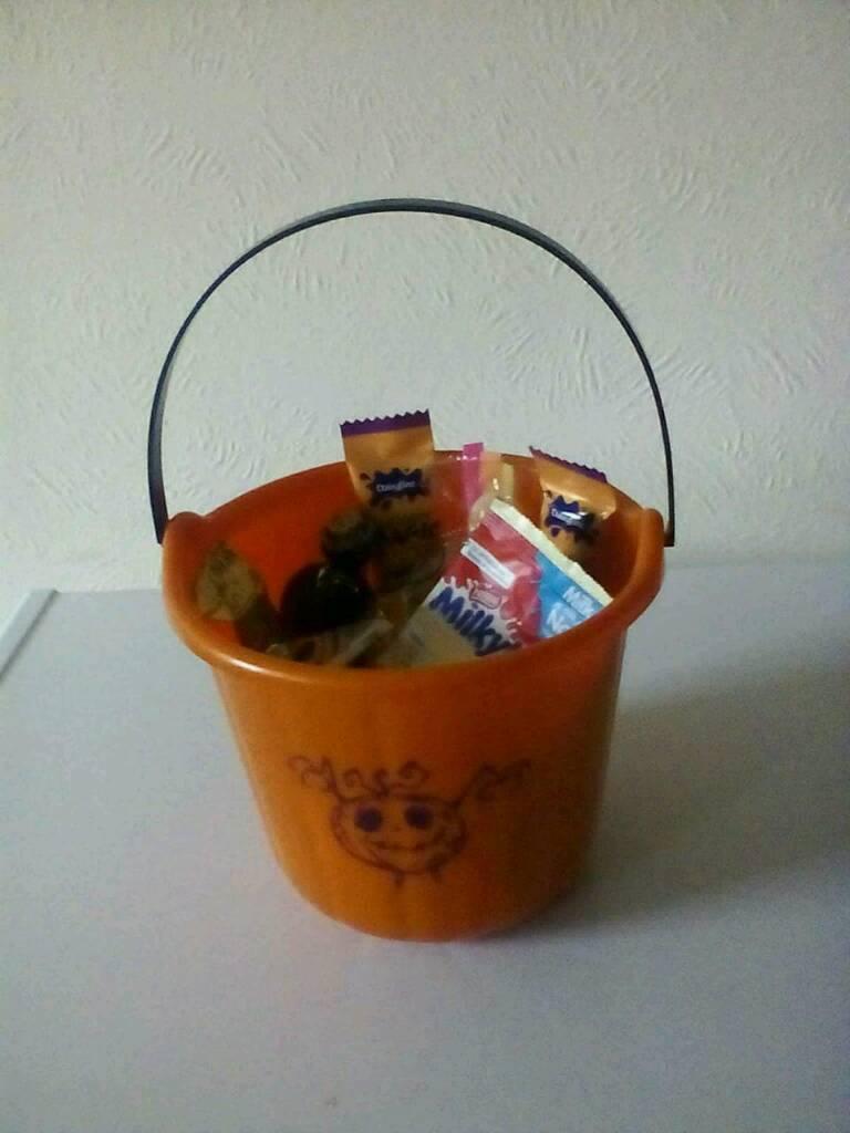 Job lot of halloween gifts
