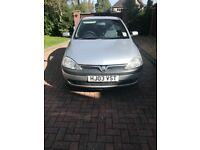 Genuine Low Mileage Corsa, 1.2Litre, well serviced and maintained, 7 Service Invoices, 6 months MOT