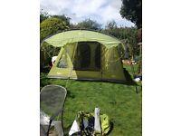 Vango Solaris 600 airbeam tent