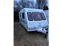 Compass Omega 482 2002 with awning