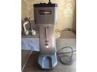 Spindle Drinks Mixer by Waring, good condition