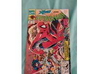 STAN LEE signed spiderman comic