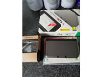 Nintendo 3DS XL Boxed ( Hombrewed FREE GAMES!! )