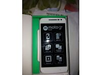 Dual Sim Brand New Motorola G4 with 2 GB RAM and long lasting battery