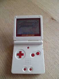 Gameboy Advance SP - Special Edition