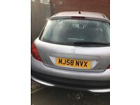 Peugeot 207 Immaculate condition.