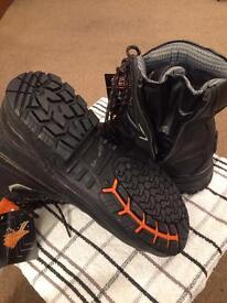Portwest size 9 work boots