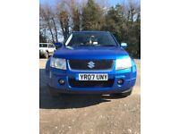 Suzuki Grand Vitara 1.6 blue o my 75000 mls