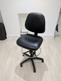 Draughtsman Chair - 580mm to 840mm height