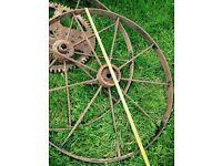 Farm wheels