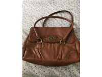Brown Per Una bag