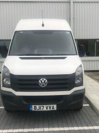 £14,500 +VAT Volkswagen CRAFTER CR35 TDI M P/V BMT 2.0
