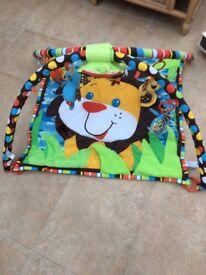 Infantino Activity play mat