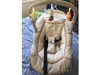 Hauck Baby Bouncer Chair