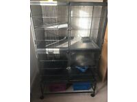 Large small pet/ ferret cage for sale