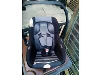 Babycar seat
