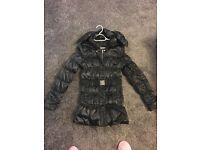 Lovely black coat