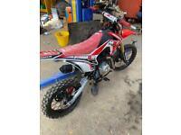 M2r140 pitbike
