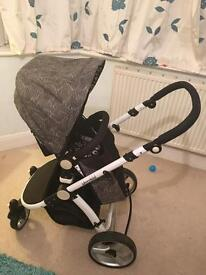 Uber child travel system 1 year old