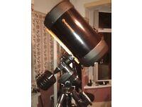 C11 Celestron XLT (very big telescope)
