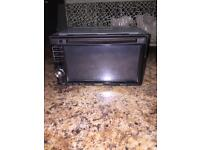 Double din Kenwood stereo